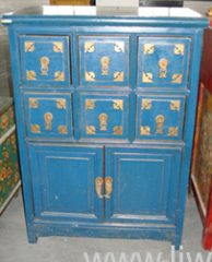 Antique wooden furniture