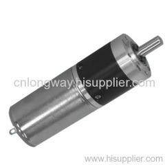 dc gearbox motor