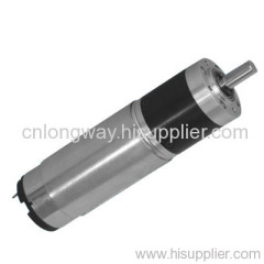 dc gear box motor