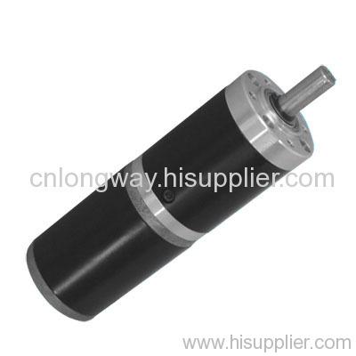 dc motor with planet gear box