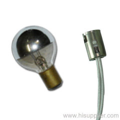 shadowless lamp 24V25W 24V40W 24V50W 24V35W operating shadowless light with Silver Bowl