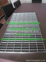 HDP Galvanized Steel Gratings