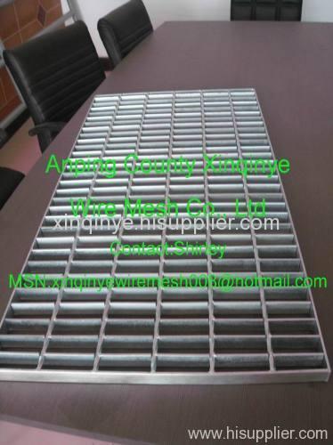 HDP Galvanized Steel Gratings