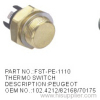 THERMO SWITCH PEUGEOT CAR