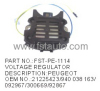 Alternator Voltage Regulator PEUGEOT