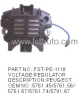 Automotive Voltage Regulator PEUGEOT