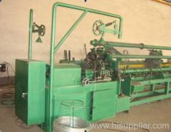 Diamond Wire Mesh Machine