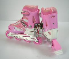 pink skate