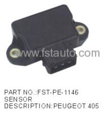 PEUGEOT 405 THROTTLE POSITION SENSOR