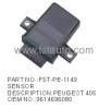 RADIATOR FAN CASTER PEUGEOT 405