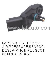 Air Pressure Sensor PEUGEOT