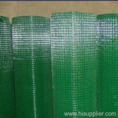 PVC Coated mesh welded
