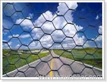 H galvanized hexagonal wire mesh