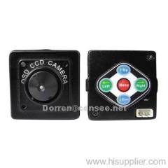 OSD camera