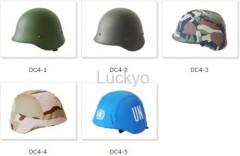 Lightweight bulletproof helmet