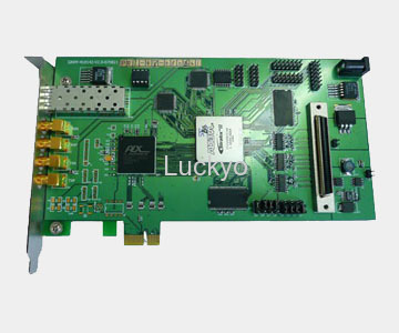 High Speed Data Acquisition Card