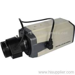 Box hi-resolution WDR camera