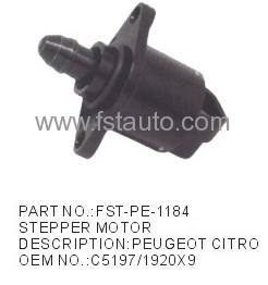 Stepper motor peugeot citroen from china manufacturer for Unite motor co ltd