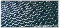 crimped wire mesh panels