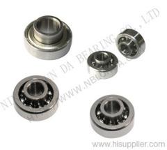 Special bearings