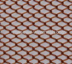 metal mesh divider