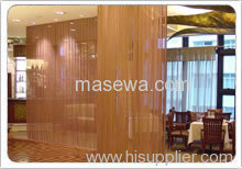 Curtain of Mesh for hotel