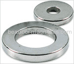 Ring Magnet coating with Zn