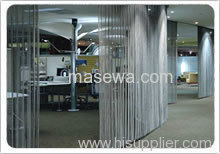 modern window treatments /partition