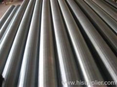 stainless steel wedge wire screen pipe