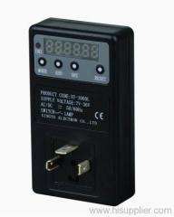 digital timer for solenoid valve