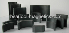 motor Ferrite magnet