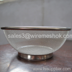 Stainless Steel Strainer Basket