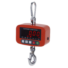 Red Led Crane Scale