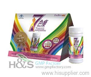 7 color diet pill