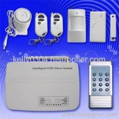 GSM Security Alarm