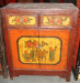 Antique Mongolia cabinet