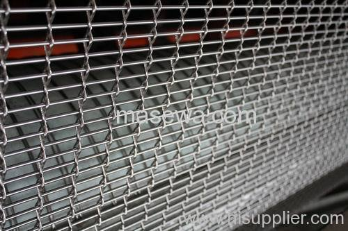 stainless steel 316 facade