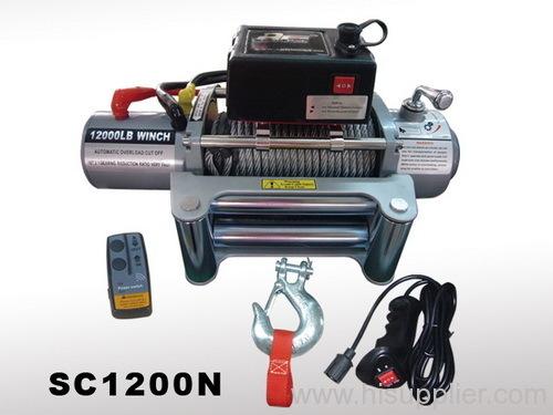 12000 lb Hydraulic Winch