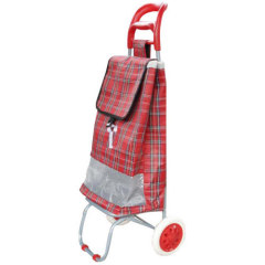 Shopping Trolley and Bags