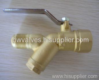 boiler valve with fliter