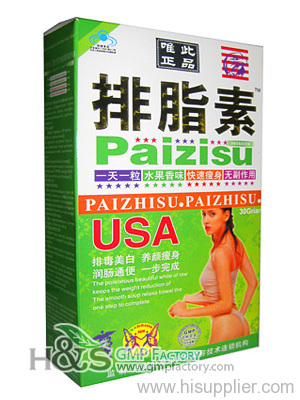 Pai zi Su slimming diet pills