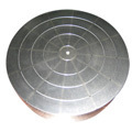 Dimension 130 mm round powerful permanent magnetic chuck