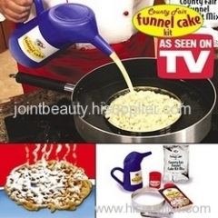 Funnel cake kit