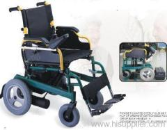 electric and power wheelchair