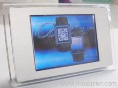 2.4 inch TFT screen digital photo frame