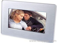 7 inch digital photo frame with Remote control unit