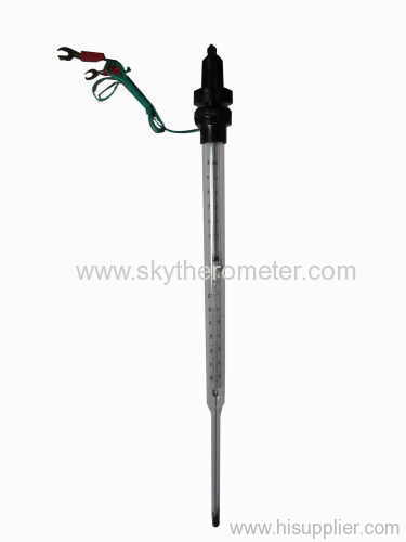 glass contact thermometer
