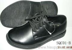 Children shoes pvc soloe