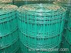 PVC galvanized square wire mesh
