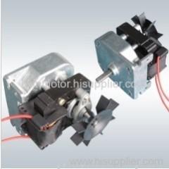 shaded pole single phase motor